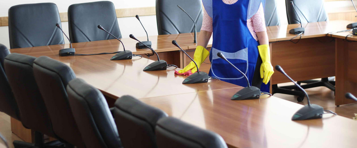 commercial cleaning service