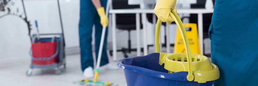 Corporate Housekeeping services.
